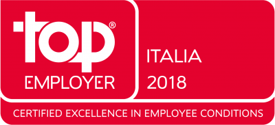 Top Employer Italia 2018