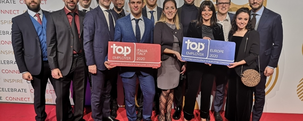 Top Employer 2020