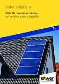 Isover Insulation Solutions for Thermal Solar Collectors