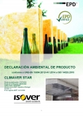 EPD - Isover CLIMAVER® STAR