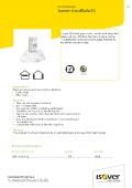 Technical Datasheet - Isover Insulsafe 33